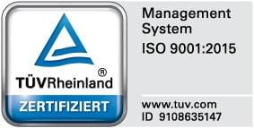 ISO 9001 2015 Energy Saver SA