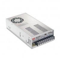 Fuente Switching Meanwell 12V 29A 350W  - Gabinete Metálico