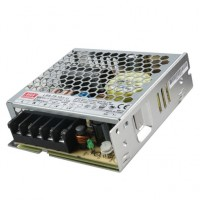 Fuente Switching Mean Well 12V 6A 75W - Gabinete Metálico